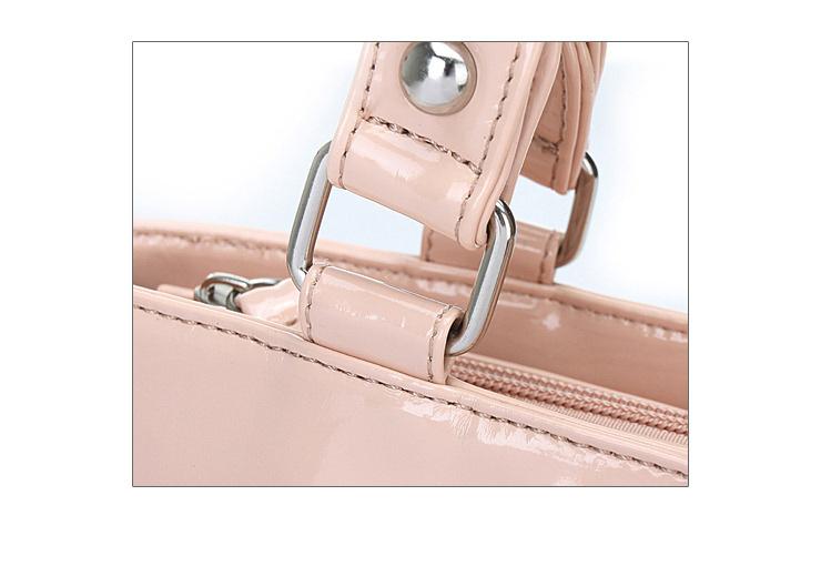 Let's Fly Handbag Lolita Mood Series Fashionable Bag Grey